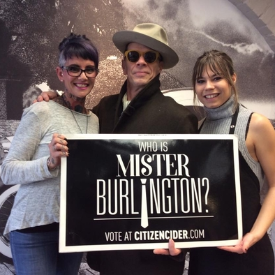 The Mr. Burlington Campaign