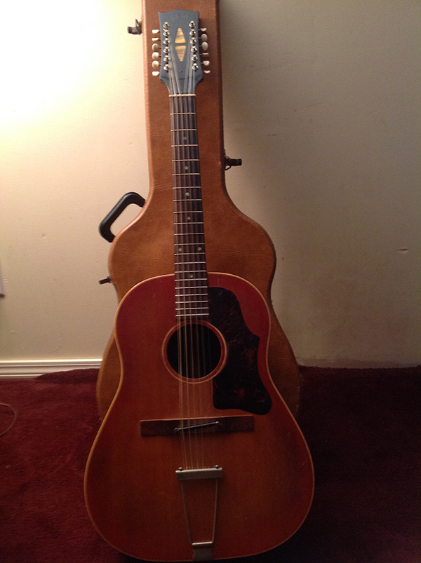 1961 Gibson B 45 12 string