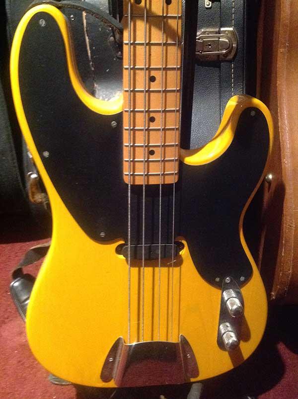 51' Fender P Bass repro