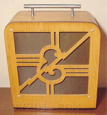 1939 Epiphone Electar amp