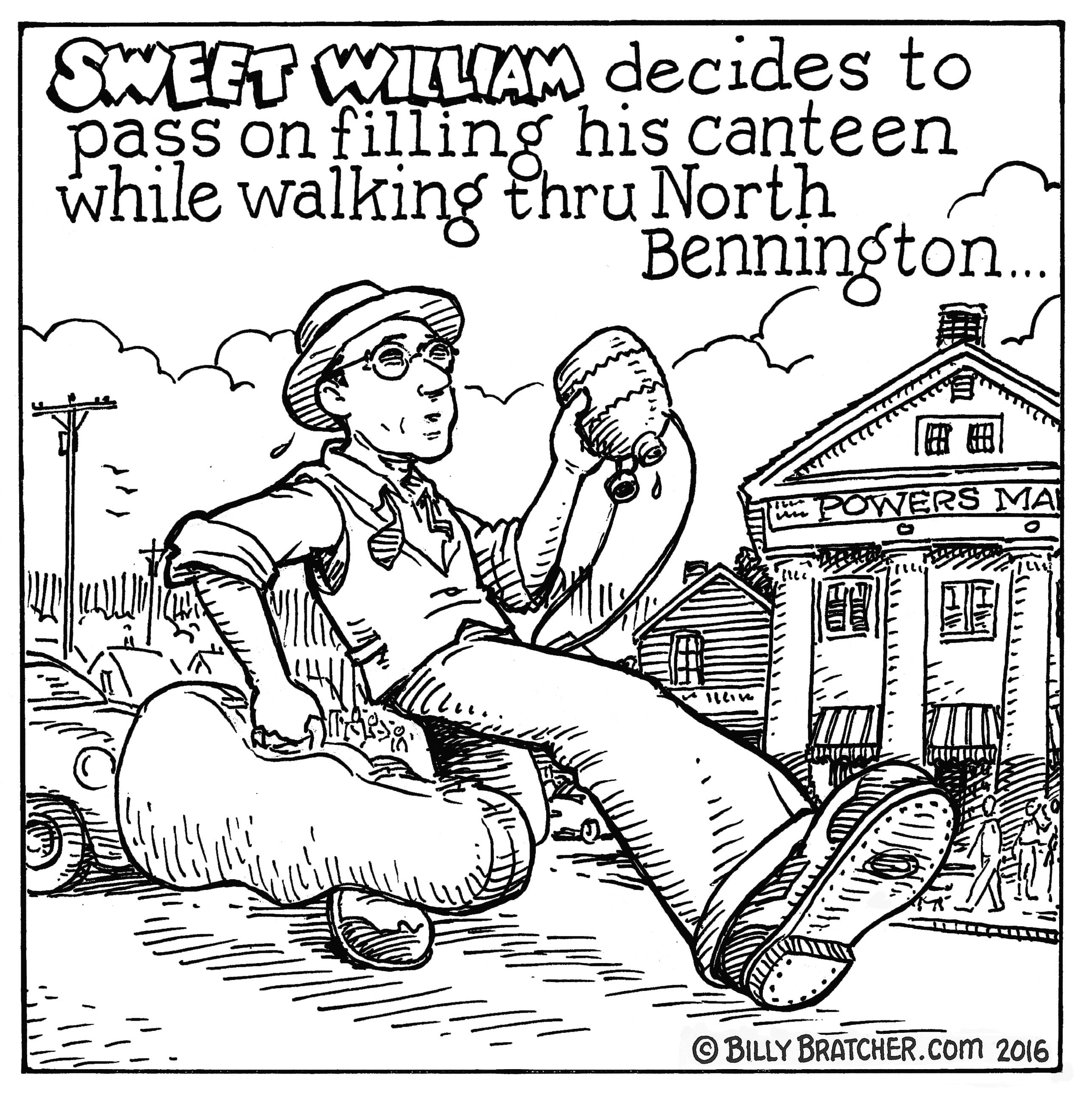 The Adventures of Sweet William and Sugar Cone