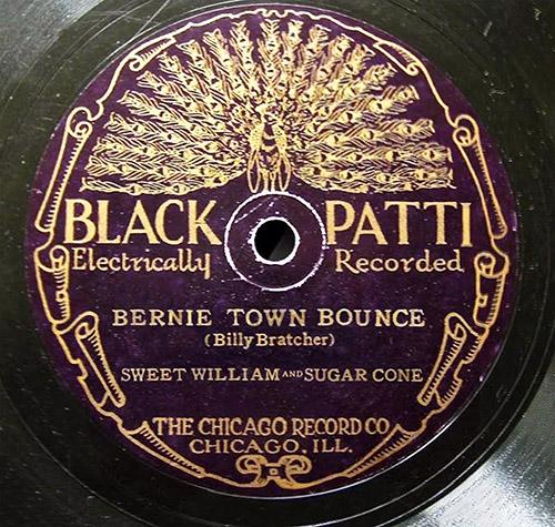 Vintage Billy Bratcher Record